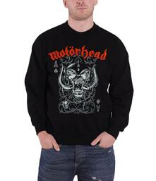 Felpa Motorhead. Ace of Spades