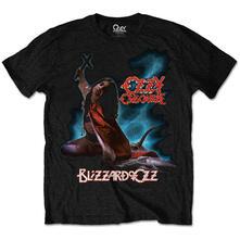 T-Shirt unisex Ozzy Osbourne. Blizzard of Ozz