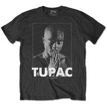 T-Shirt unisex Tupac. Praying