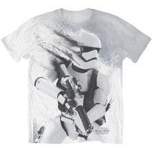 T-Shirt unisex Star Wars Stormtrooper All Over Sub Mens White