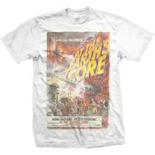 T-Shirt Unisex Studiocanal. At The Earths Core White