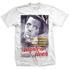 T-Shirt Unisex Studiocanal. Brighton Rock White