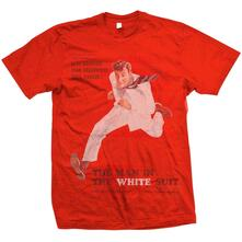 T-Shirt Unisex Studiocanal. The Man In The White Suit Red