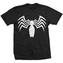 T-Shirt unisex Marvel Comics. Ultimate Spiderman Venom