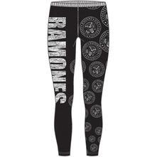 Leggings Ramones. Presidential Seal Black