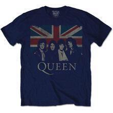 T-Shirt unisex Queen. Union Jack