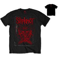 T-Shirt unisex Slipknot. Dead Effect