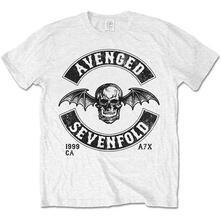 T-Shirt Unisex Avenged Sevenfold. Moto Seal