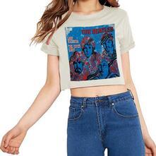 T-Shirt Donna Beatles. Lady Madonna