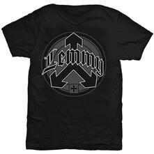 T-Shirt Unisex Lemmy. Arrow Logo