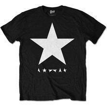 T-Shirt Unisex David Bowie. Blackstar