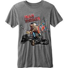 T-Shirt Unisex Iron Maiden. Trooper