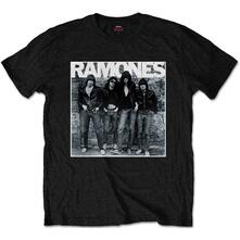 T-Shirt Unisex Ramones. 1St Album