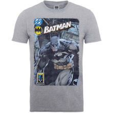 T-Shirt Unisex Dc Comics. Batman Urban Legend