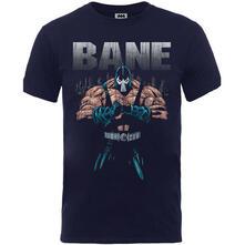 T-Shirt Unisex Tg. 2XL Dc Comics. Batman Bane