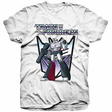 T-Shirt Unisex Hasbro. Transformers Megatron
