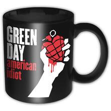 Tazza Green Day. Boxed Premium Mug. American Idiot