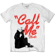 T-Shirt Unisex Blondie. Call Me