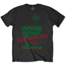 T-Shirt Unisex Dead Kennedys. Holiday In Cambodia