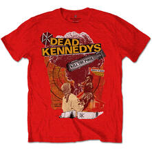 T-Shirt Unisex Dead Kennedys. Kill The Poor