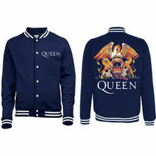 giacca College Unisex Tg. M Queen. Crest