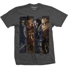 T-Shirt Unisex World Of Warcraft. Character Slice