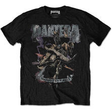 T-Shirt Unisex Tg. L Pantera. Vintage Rider