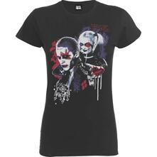 T-Shirt Donna Dc Comics. Suicide Squad Harley's Puddin
