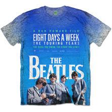T-Shirt Unisex 8 Days A Week Movie Poster Beatles