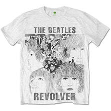 T-Shirt Unisex Revolver Beatles