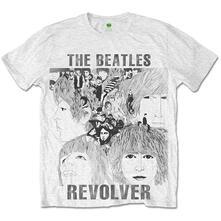 T-Shirt Unisex Revolver Beatles