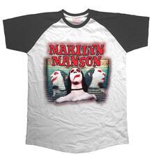 T-Shirt Unisex Marilyn Manson. Sweet Dreams