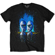 T-Shirt Unisex Pink Floyd. Division Bell Drip Special Edition Black