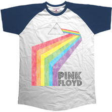 T-Shirt Unisex Pink Floyd. Prism Arch