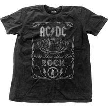 T-Shirt Unisex AC/DC. Canon Swig Vintage