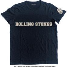 T-Shirt Unisex Tg. M Rolling Stones. Logo & Tongue