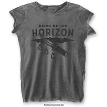 T-Shirt Donna Tg. XS Bring Me The Horizon. Wound