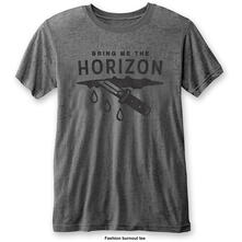 T-Shirt Unisex Tg. M Bring Me The Horizon. Wound