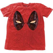 T-Shirt Unisex Marvel Comics. Deadpool Eyes