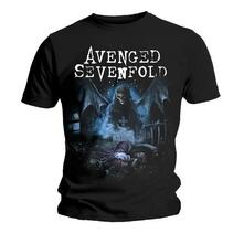 T-Shirt Unisex Avenged Sevenfold. Recurring Nightmare