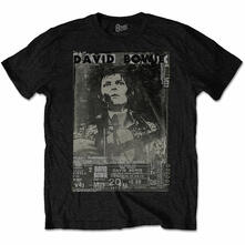 T-Shirt Unisex David Bowie. Ziggy