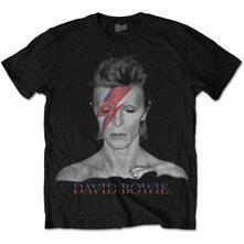 T-Shirt Unisex David Bowie. Aladdin Sane