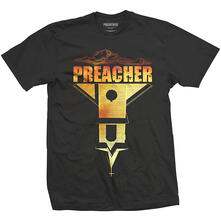 T-Shirt Unisex Preacher. Church Blend