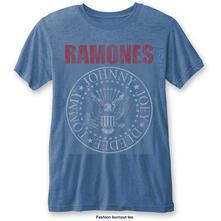 T-Shirt Unisex Tg. S Ramones. Presidential Seal