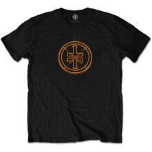T-Shirt Unisex Take That. Wonderland Tt Logo