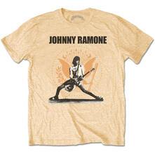 T-Shirt Unisex Tg. XL Ramones. Johnny Ramone Rockin N Seal