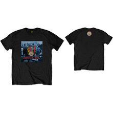 T-Shirt Unisex Beatles. Sgt Pepper Black