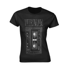 T-Shirt Donna Tg. L Nirvana. As You Are