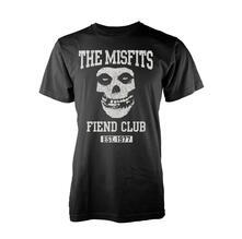 T-Shirt Unisex Misfits. Fiend Club