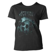 T-Shirt donna Avenged Sevenfold. Galaxy